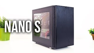 fractal Define Nano S - The Mini-ITX Case You've Been Waiting For?