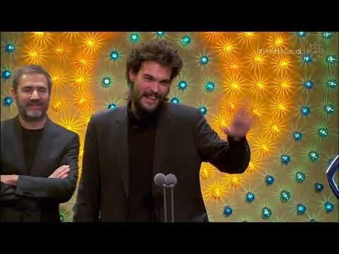El discurso de los premios Gaudí en galego y catalá que enamora en las redes