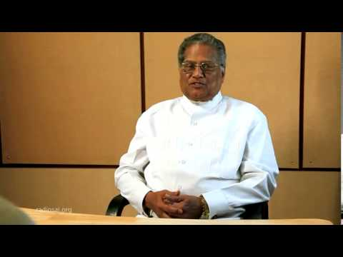 Tryst with Divinity -  An exclusive conversation with Mr. K. Chakravarthi - Part 1