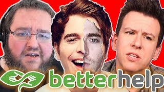 The BetterHelp Conspiracy Theories Are Absolutely Ridiculous...