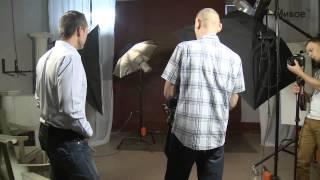 видео портрет фотосессия