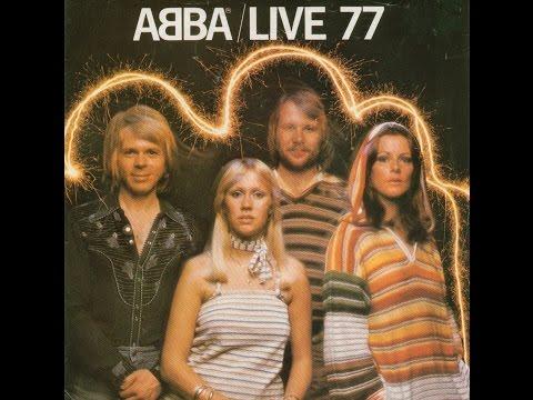 ABBA Live Audio Australia 1977 Flexi Disc