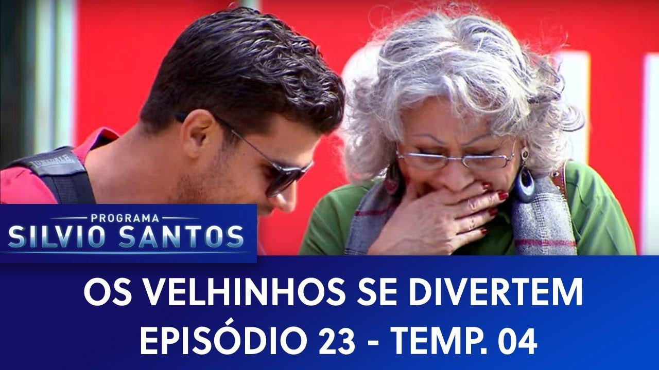 Os Velhinhos se Divertem - S04EP23 | Câmeras Escondidas (23/07/21)