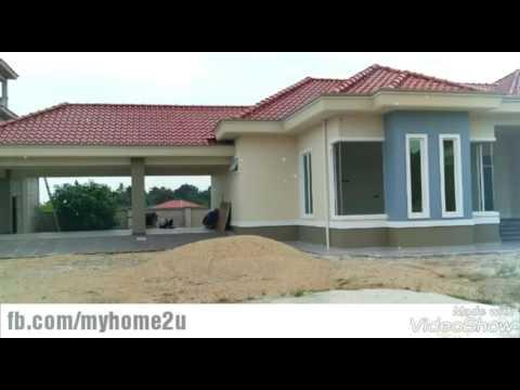 Rumah Mini Banglo Kelantan