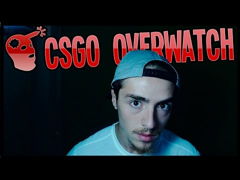 csgo how to become overwatch