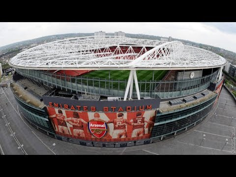 Arsenal Emirates Stadium and Museum Tour