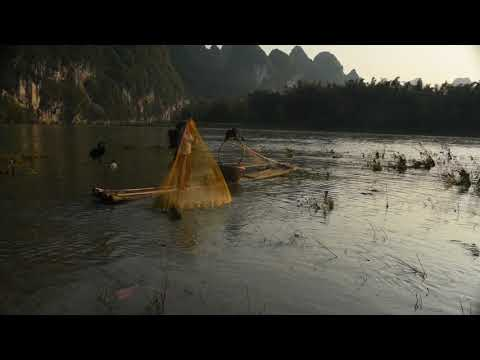 Guilin China Cormorant Fishermen