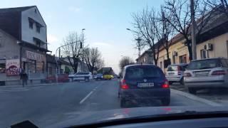 Hapšenje u Cara Dušana Zemun