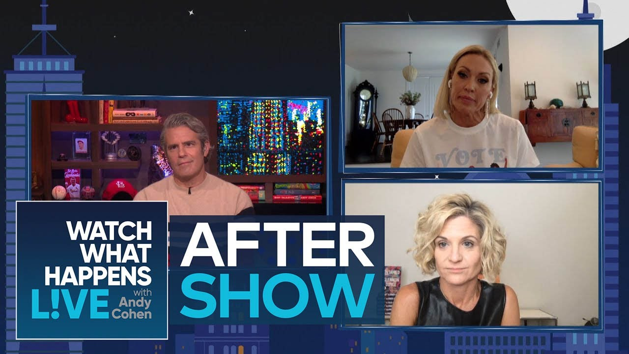 After Show: Who Would Glennon Doyle Want to Play Her in a Movie? | WWHL