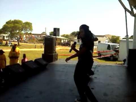 Ima Nazarite-Joseph da Nazarite featuring Lady Eagle 8 Hope 4 the hood Riviera Beach concert