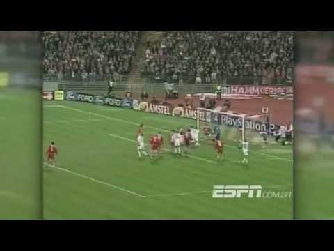 Bayern de Munique 2 x 1 Manchester United - Liga dos Campeões 2000/2001