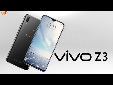 Vivo Z3 Release Date, Price, Official, Specifications, Trailer, First Look, Launch, Trailer, Camera