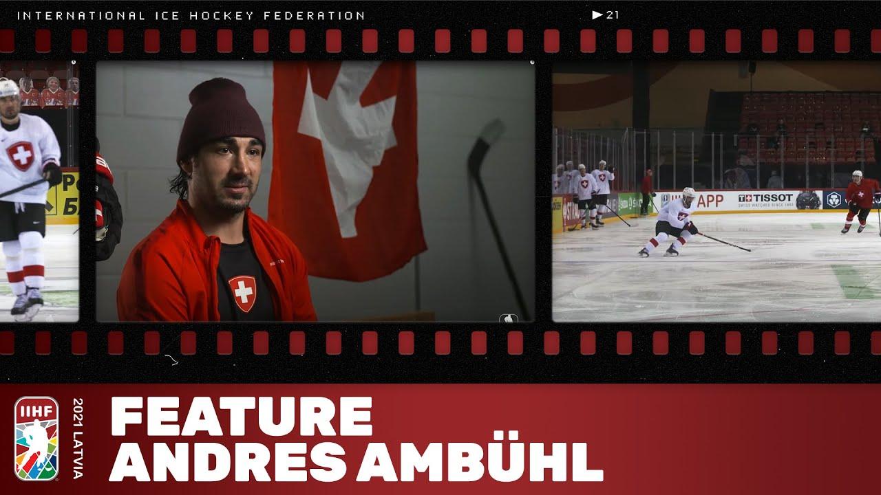 Feature: Andres Ambühl  | #IIHFWorlds 2021