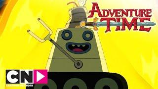 Să-nceapă aventura | Flamă, prințesa rapper | Cartoon Network