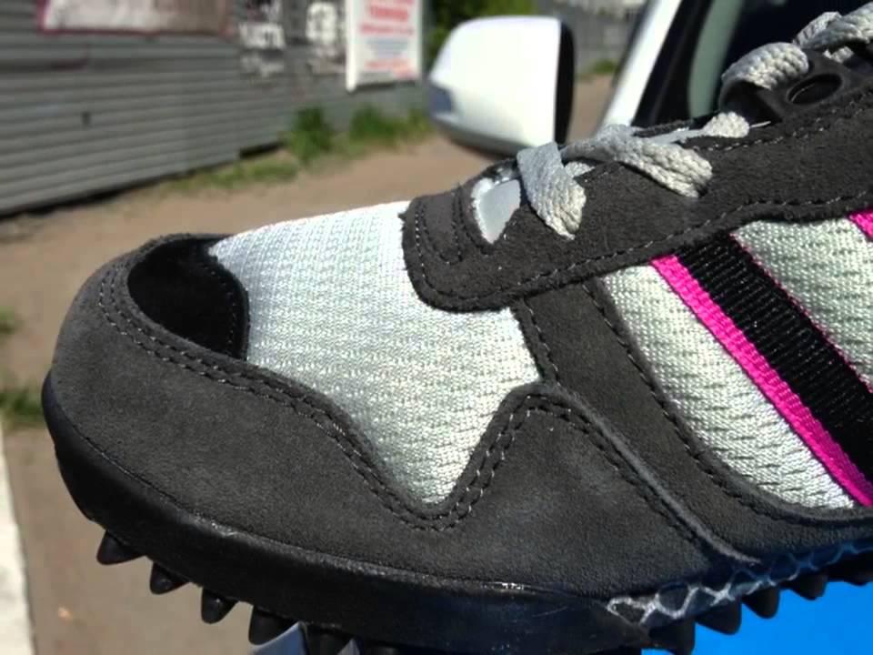 7db529f8 Кроссовки АДИДАС МАРАФОН (adidas marathon) FAKE подделка - YouTube
