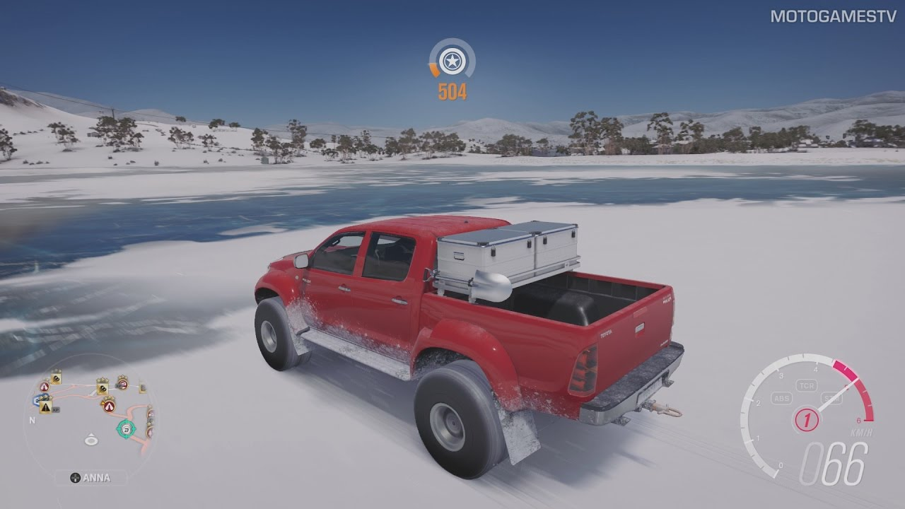 Used Toyota Rav4 For Sale >> Forza Horizon 3 [XOne] - Toyota Hilux Arctic Trucks AT38 ...