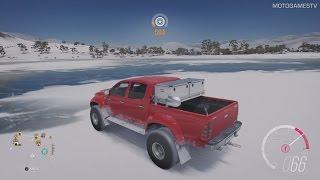 Forza Horizon 3 [XOne] - Toyota Hilux Arctic Trucks AT38 Gameplay
