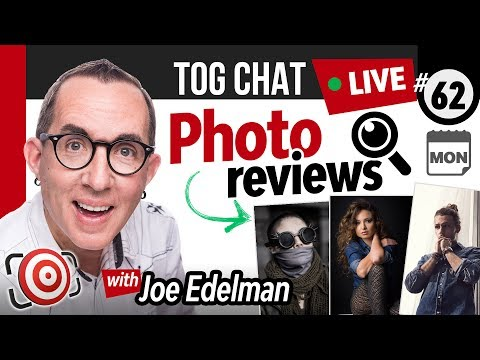 🔴 LIVE TogChat™ #62 - Photo News, Photo Reviews and Photo Q&A - Your questions - my answers