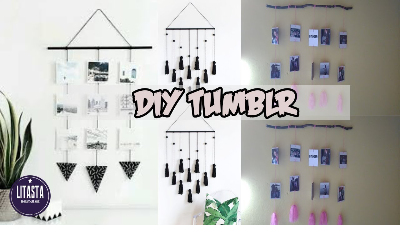 Diy Tumblr Ide Kreatif Membuat Hiasan Dinding Dari Kardus Bekas