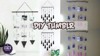 DIY TUMBLR | Ide Kreatif membuat hiasan dinding dari kardus bekas