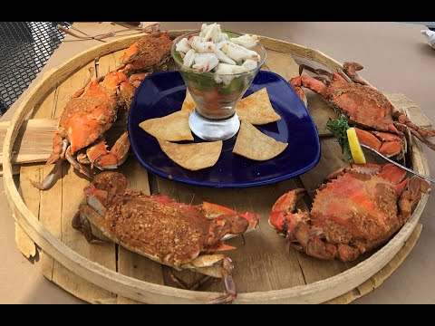 Best SEAFOOD Tour - FRESH CRAB FEAST in Maryland, USA