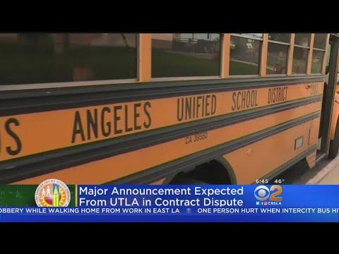 LA Teachers Fire Back At LAUSD Over Contract Negotiations