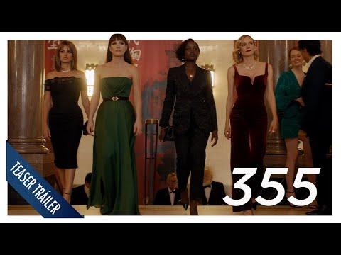 355 - Teaser tráiler en español