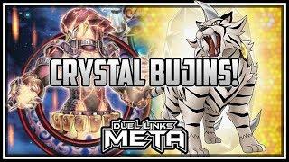 Transcendent Crystal Bujins! [Yu-Gi-Oh! Duel Links]