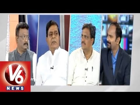 Hyderabad capital controversy - V6 Discussion