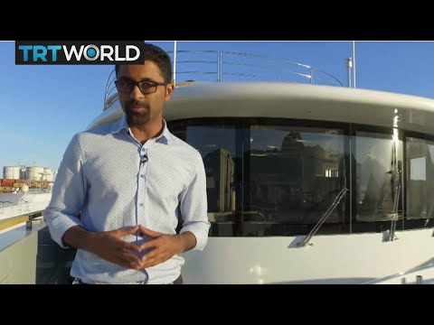 Luxury yacht production in Antalya