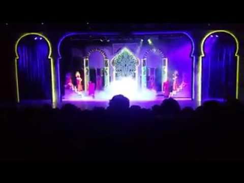 Milacal chiangmai cabaret show(India song)