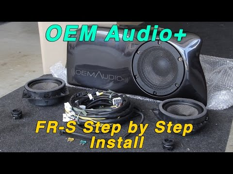 How To Install a Premium Sound System