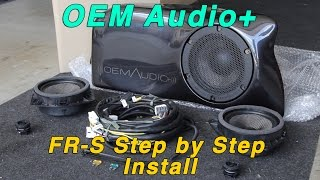 video thumbnail of How To Install a Premium Sound System