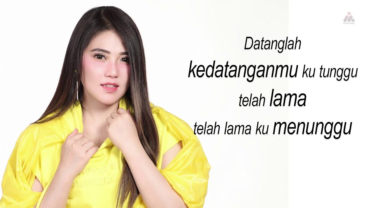 Via Vallen - Menunggu (Official Lyric Video)