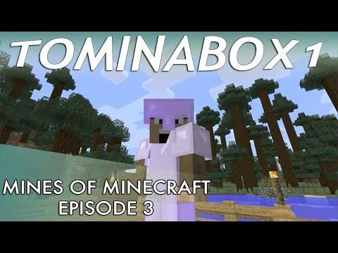 Mines of Minecraft: tominabox solo LP - Episode 3