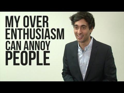 Solomon Akhtar audition - The Apprentice 2014 - Series 10 - BBC One