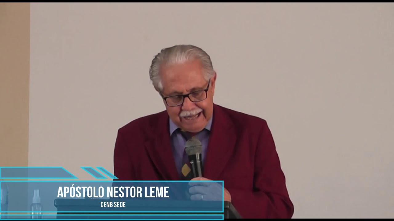 PRONUNCIAMENTO DO PRESIDENTE APÓSTOLO NESTOR LEME!!!