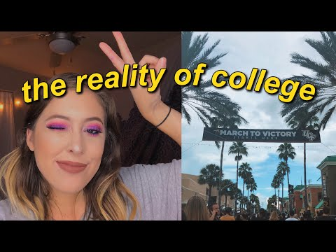The Reality Of College...