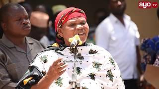 Kasheshe Mkoani Iringa, Mama anadai Jeshi la Polisi