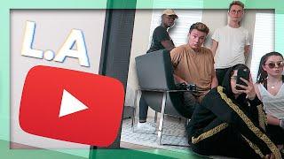 Les Youtubeurs à Los Angeles ☀️   Sundy Jules