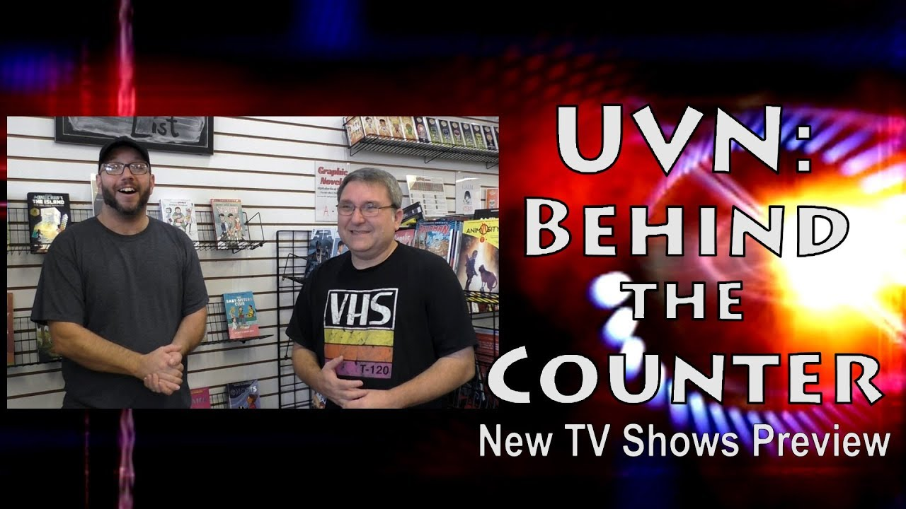 UVN: Behind the Counter 437