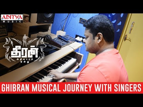 Ghibran Musical Journey With Singers ||...