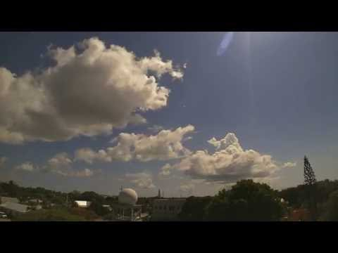 Key West Weak Cloud Line (05/28/16)