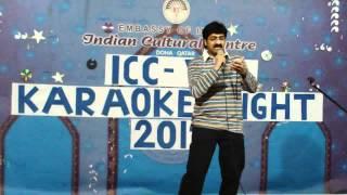 Intandanga Vunnave -Karaoke Sung by Venkappa