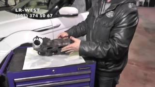 Турбіна на бензиновому двигуні Рендж Ровер ЭВОК 2.0 GTDi