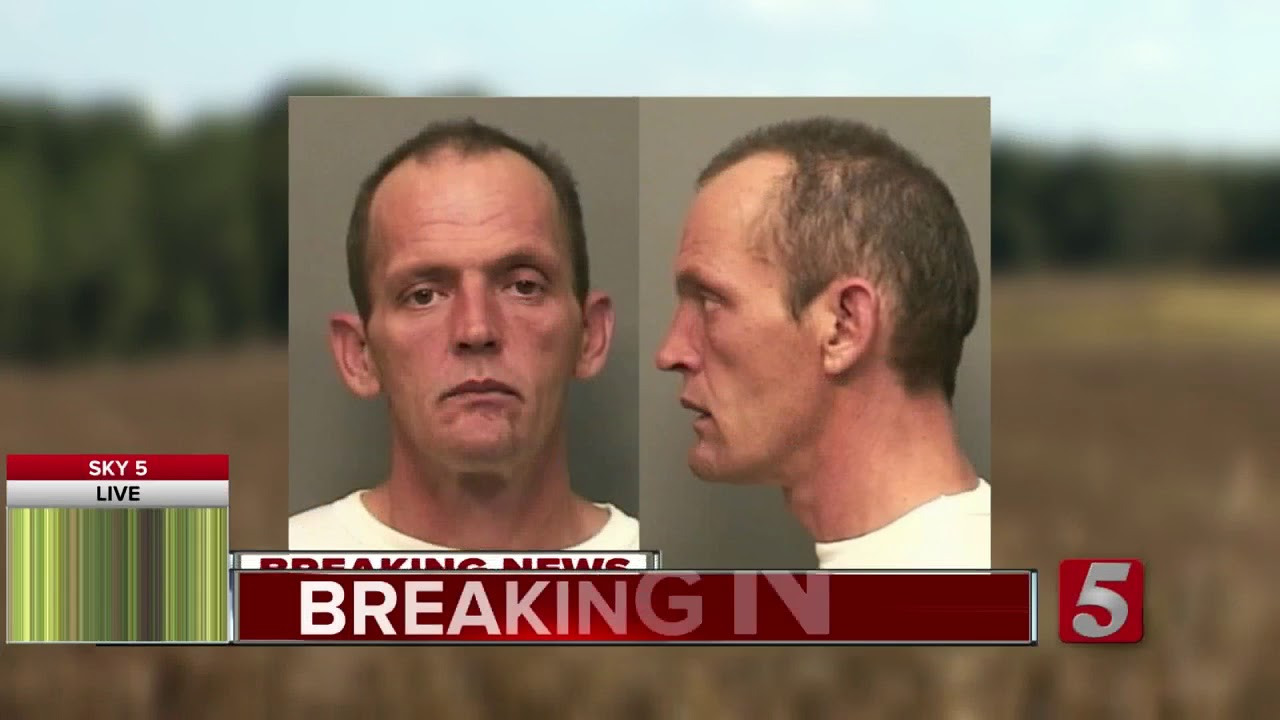 Kirby Wallace Manhunt: Suspect On Foot After Stealing Truck