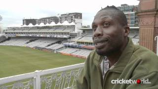 Curtly Ambrose picks out career highlights