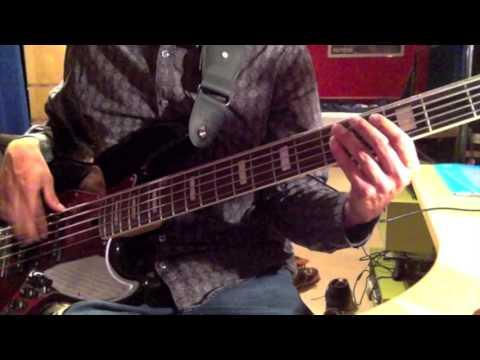 Jamiroquai - Didjital Vibrations (Bass Cover)