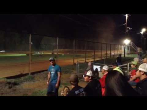 Sabine motor speedway April 8th heat race 2017