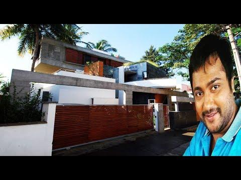 Bobby Simha Luxury Life | Net Worth | Salary | Business | Cars | House | Family | Biography